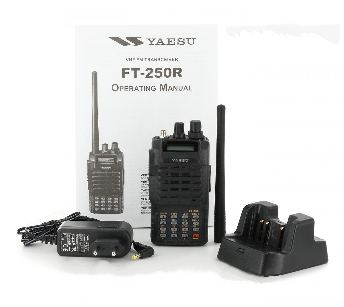 инструкция на радиостанцию ft-60r