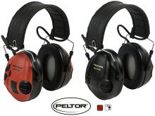 Peltor SportTac MT16H210F-478-RD