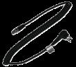 Кабель Peltor FL6U-21 для подключения Motorola GP300