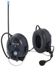 Наушники Peltor WS Lite-Com с затылочным оголовьем MT53H7B4410WS5