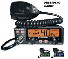 Радиостанция СиБи BARRY ASC President