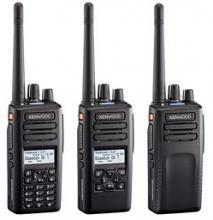 Универсальная цифровая рация NX-3320 Kenwood