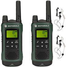 TLKR T81 Hunter Twin Motorola